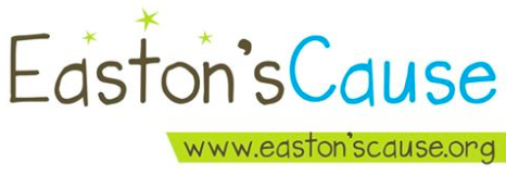 Visit www.eastonscause.org to help support Easton's Cause.