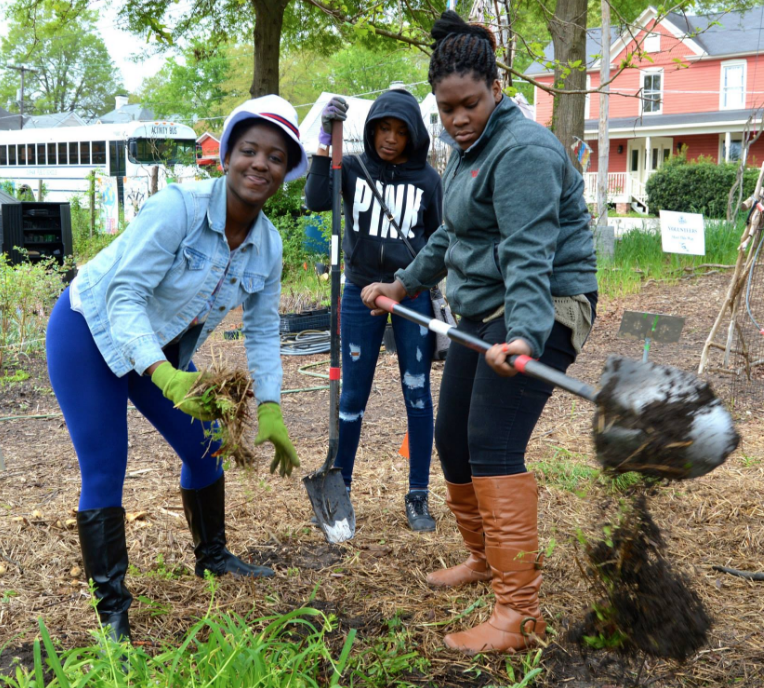 Activate Good's Teen Day of Service